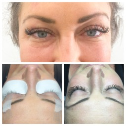 "Long Length Classic Lash Extensions ""Gorgeous"" Shape"