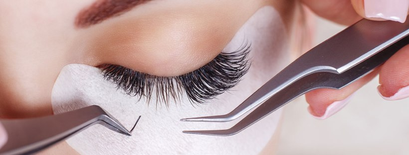 Caring for Eyelash Extensions